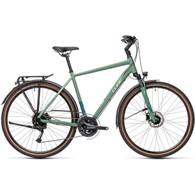 Cube Touring EXC greenblue'n'bluegreen